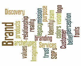 Uncovering your vision, values, and missions is part of the brand discovery process.