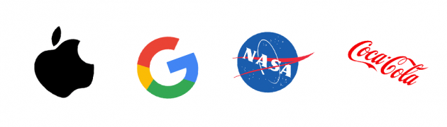 Examples of Recognizable Logos