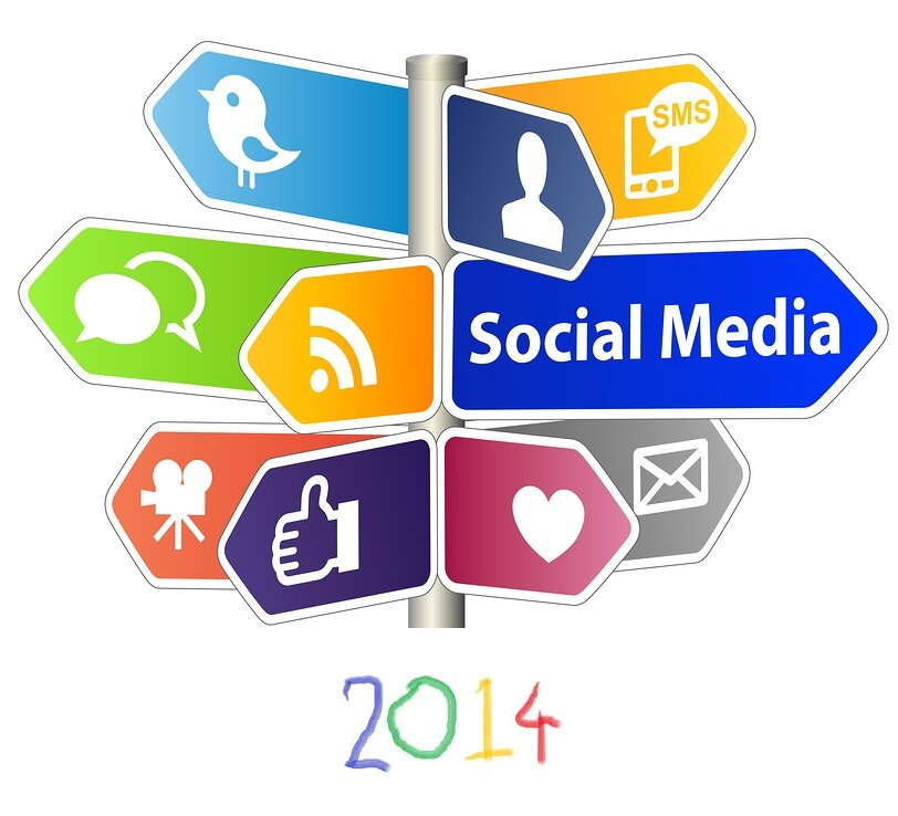The Changing Social Media  Landscape in 2014